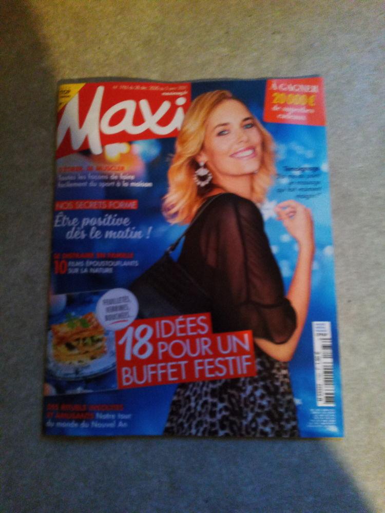 Magazine Maxi Mag N° 1783 (Neuf) Livres et BD