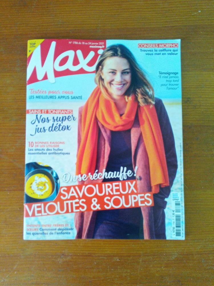 Magazine Maxi Mag N° 1786 (Neuf) Livres et BD