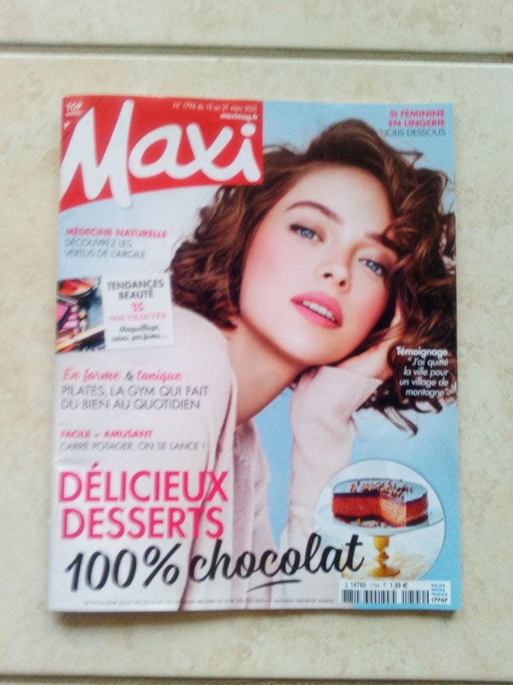 Magazine Maxi Mag N° 1794 (Neuf) Livres et BD