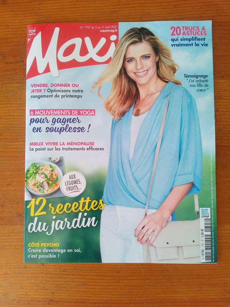 Magazine Maxi Mag N° 1797 (Neuf) Livres et BD