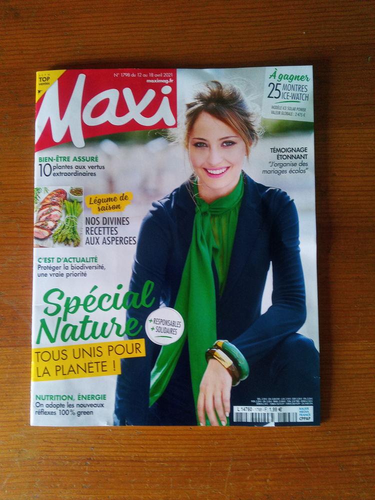 Magazine Maxi Mag N° 1798 (Neuf) Livres et BD