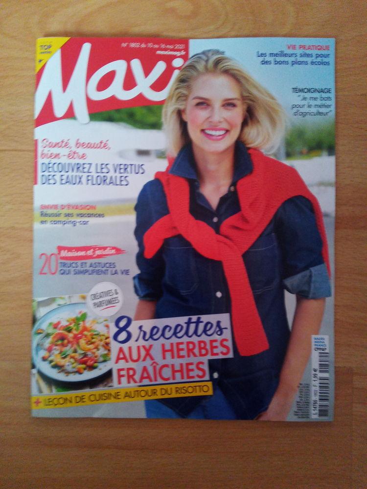 Magazine Maxi Mag N° 1802 (Neuf) 1 Ardoix (07)