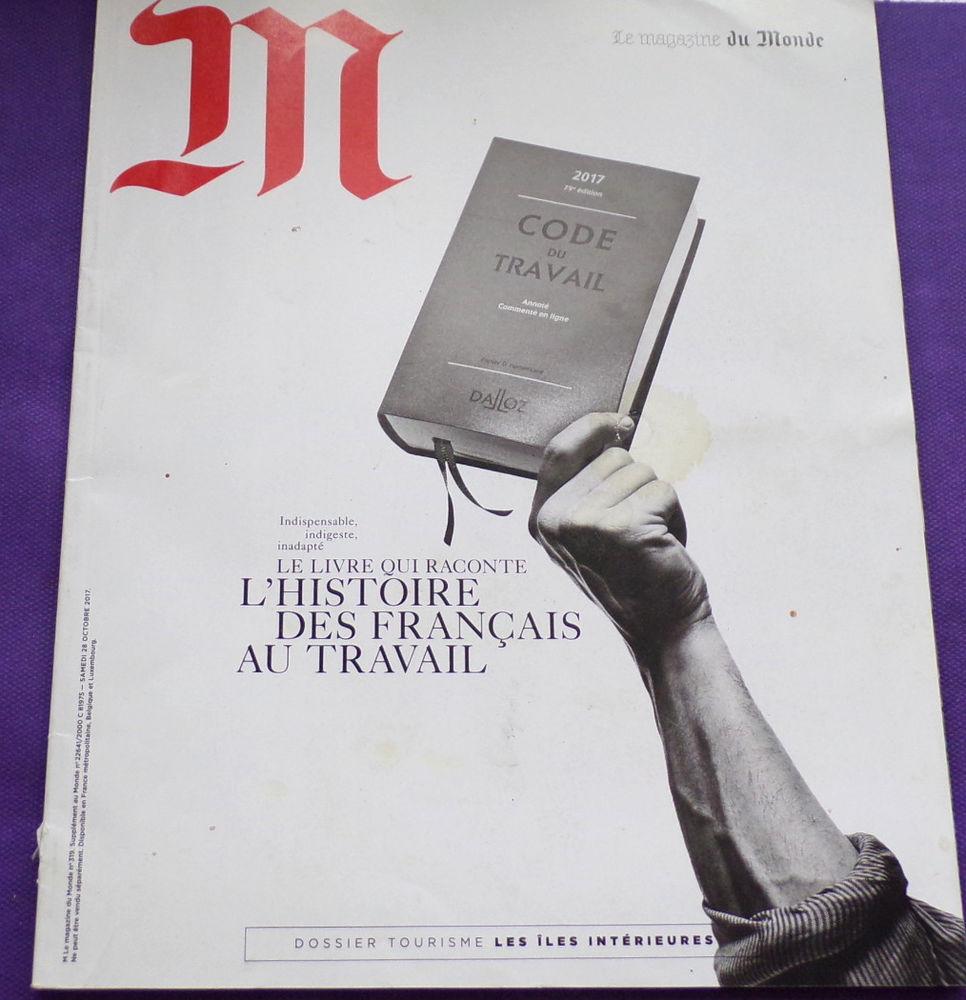 M le magazine du monde le livre qui raconte l' histoire des  1 Laval (53)