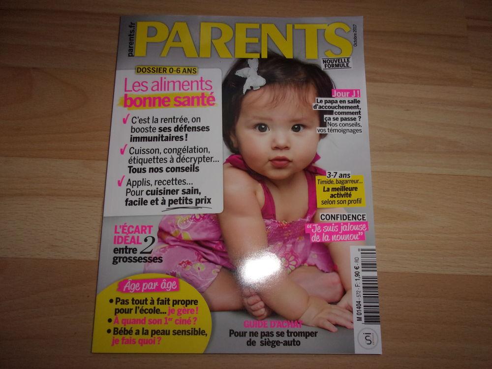 Magazine Parents N°572 - Oct.2017 (Neuf) Livres et BD