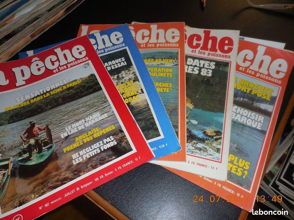 magazine de pêche  1 Sète (34)