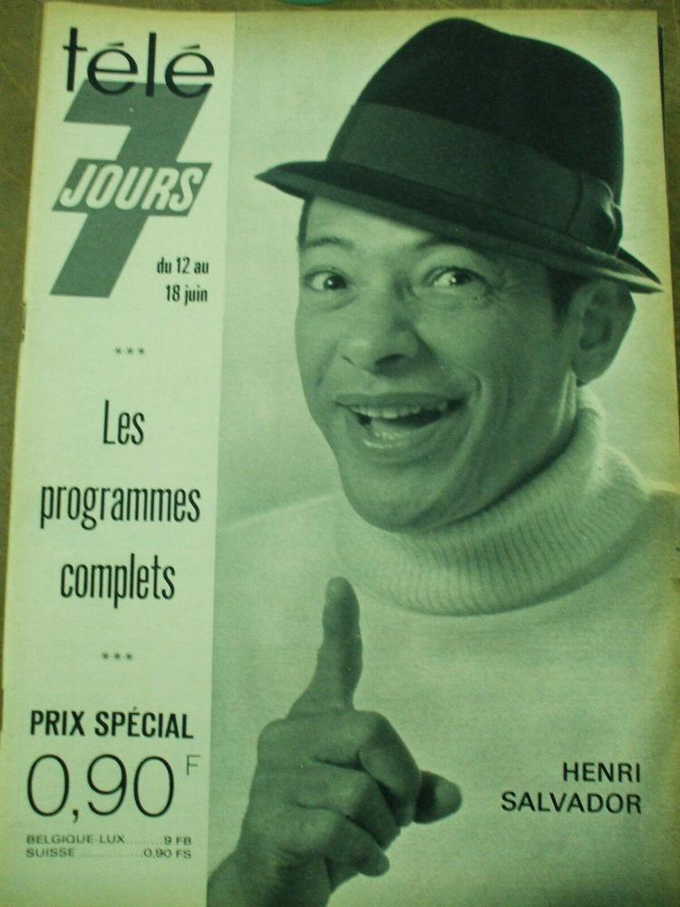 magazine tele 7 jours 8 Nohic (82)