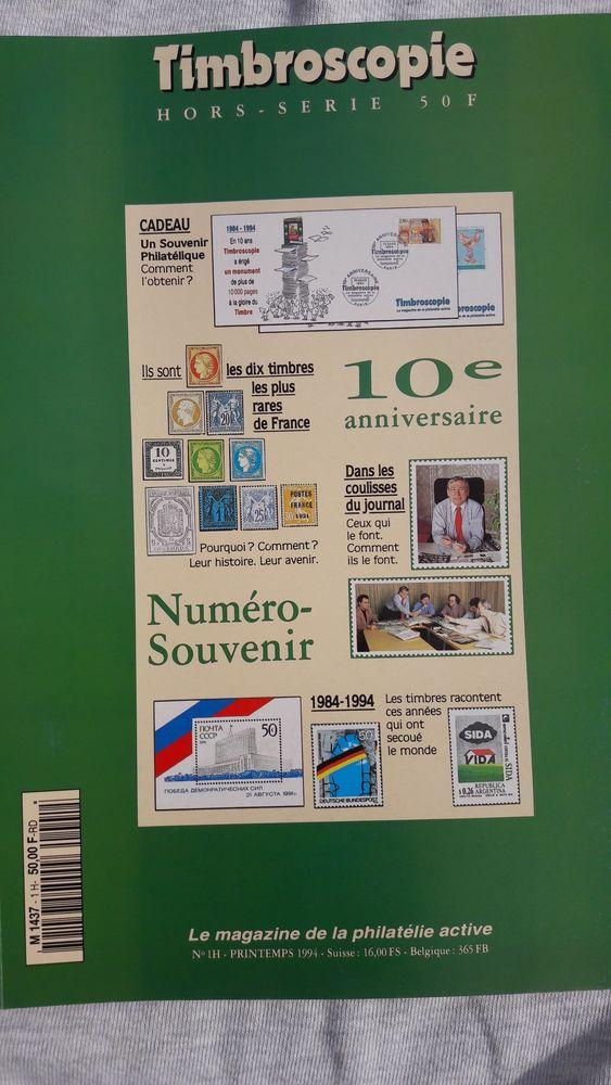Magazine Timbroscopie 0 Arros-de-Nay (64)