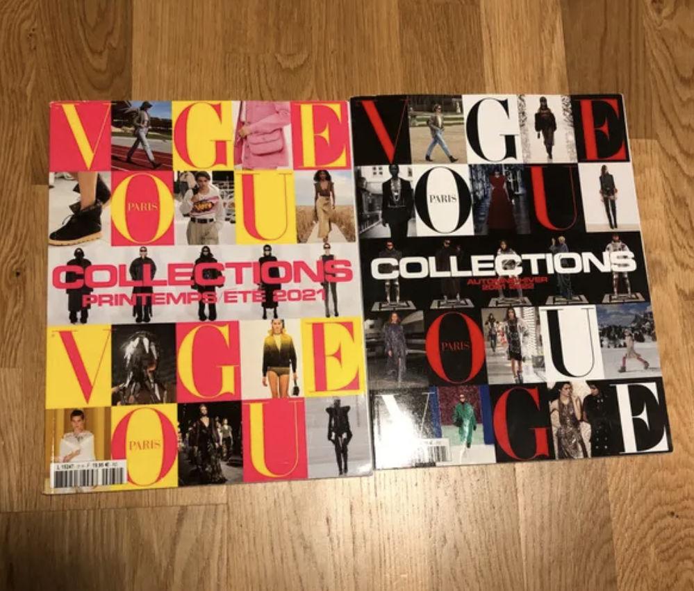 Magazine vogue collection 30 Vaujours (93)
