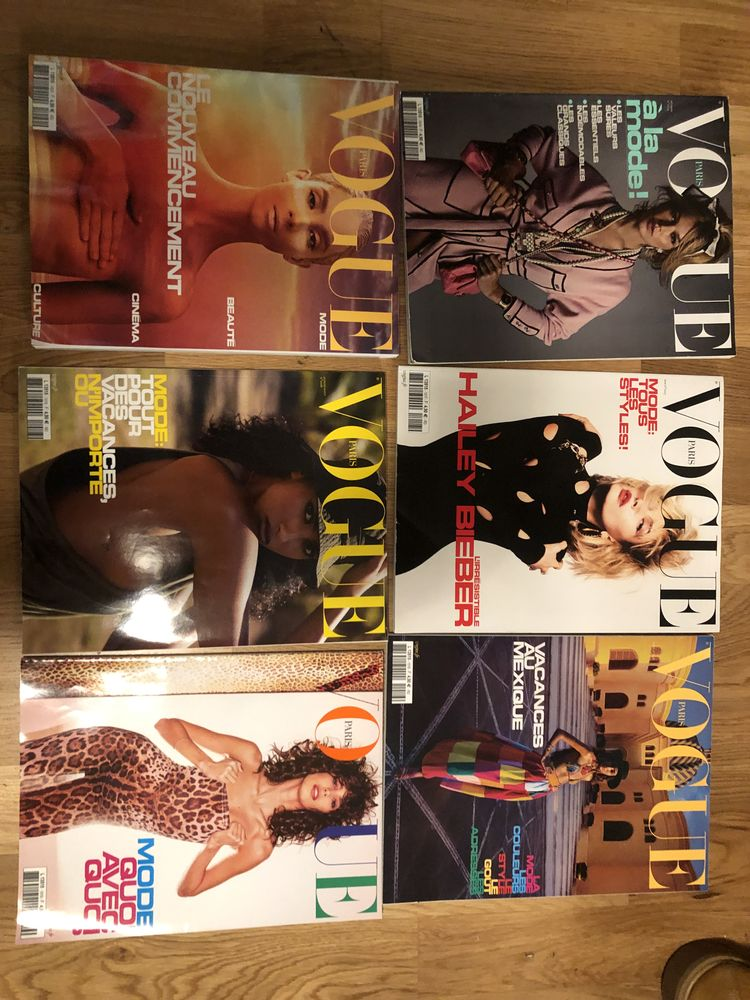 Magazine vogue 20 Vaujours (93)