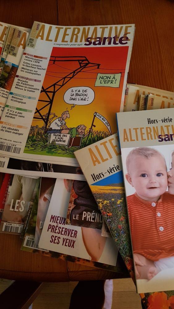 Magazines  Alternative Santé 2 Saint-Brice-sous-Forêt (95)