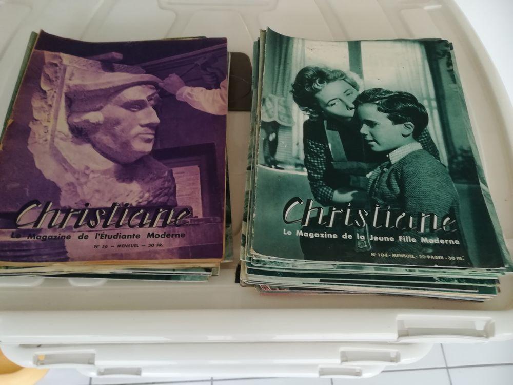 magazines ancien Christiane   5 Reims (51)