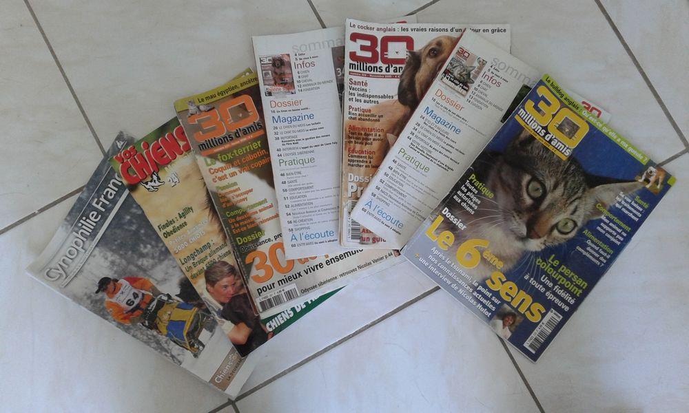 magazines animaux 5 Mantes-la-Ville (78)