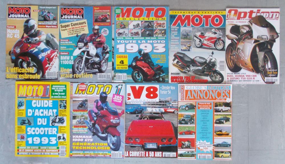 Magazines Auto/Moto 18 Vandœuvre-lès-Nancy (54)