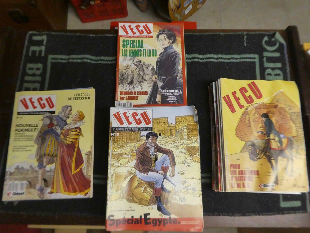 Lot de magazines de bandes dessinées 30 Nimes (30)