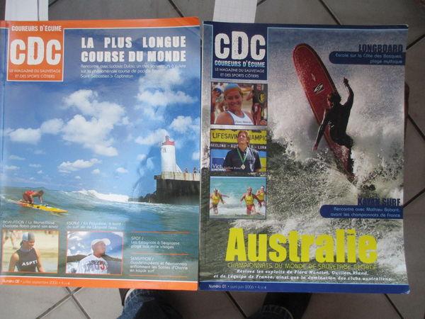 magazines CDC coureurs d'écume,sports cotiers 2006 3 Ondres (40)