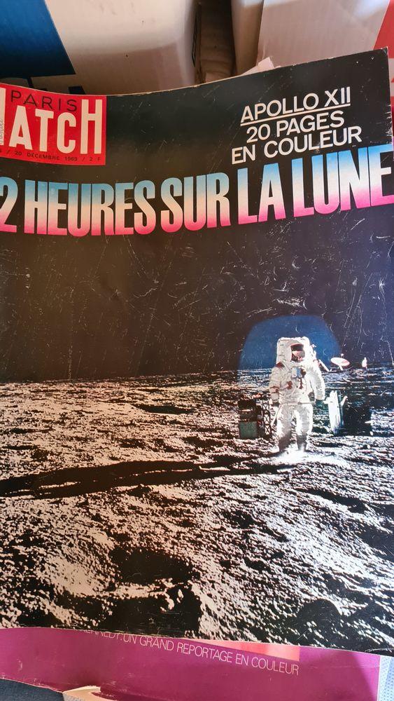Lot de magazines Paris Match 5 années complètes(1968 à 73) 60 Joué-lès-Tours (37)