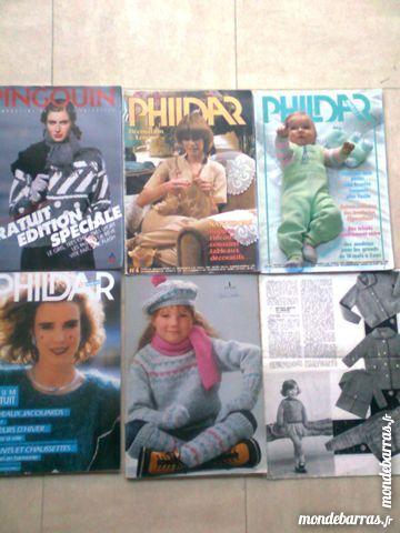 magazines de tricots vintages - zoe 4 Martigues (13)