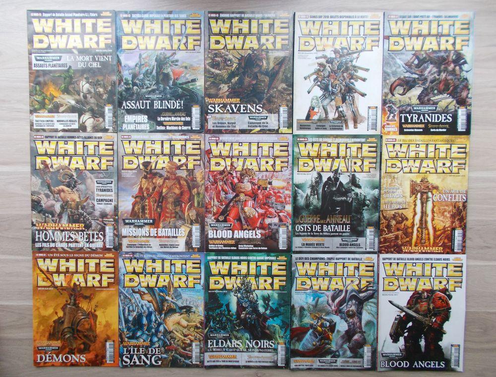 Magazines White Dwarf 3 Vandœuvre-lès-Nancy (54)