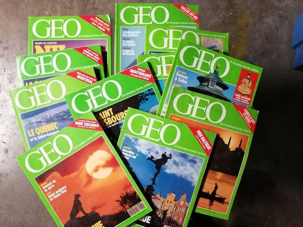 magazines Géo 2 Valbonne (06)