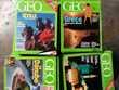 magazines Géo Livres et BD