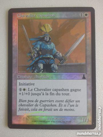 Magic - Premium / Foil - Chevalier Capashen 1 Strasbourg (67)