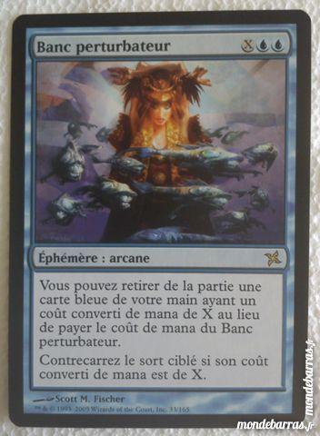 Magic - Traîtres de Kamigawa - Banc perturbateur 1 Strasbourg (67)
