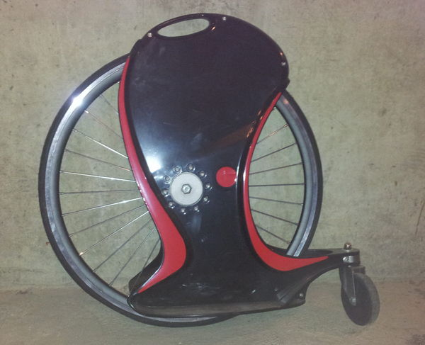 Magicwheel ( trottinette main libre ) Sports