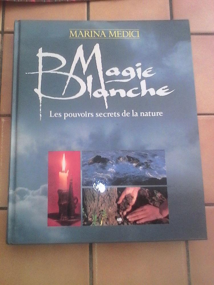MAGIE BLANCHE - Les pouvoirs secrets de la nature 15 Semoy (45)