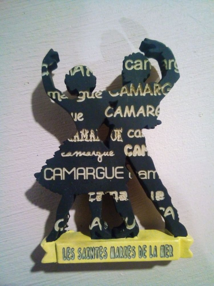 Magnet frigo Camargue. 2€uros au choix. 2 Saintes-Maries-de-la-Mer (13)