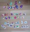 Magnets de L'Alphabet Gervais 5 Collections
