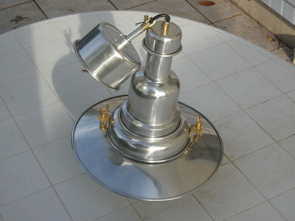 MAGNIFIQUE LAMPE ARGENTE 40 Plédran (22)
