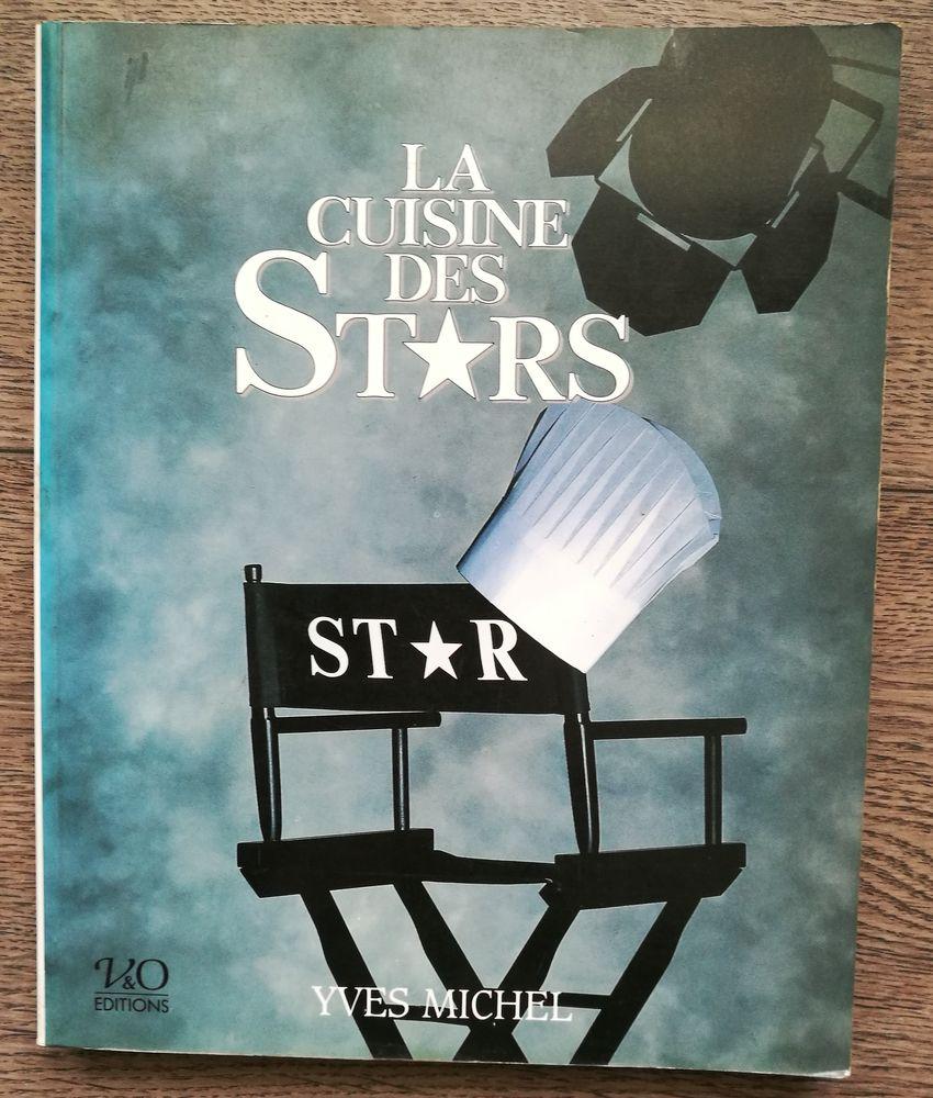 Magnifique  livre /  La Cuisine des stars 15 Toulouse (31)