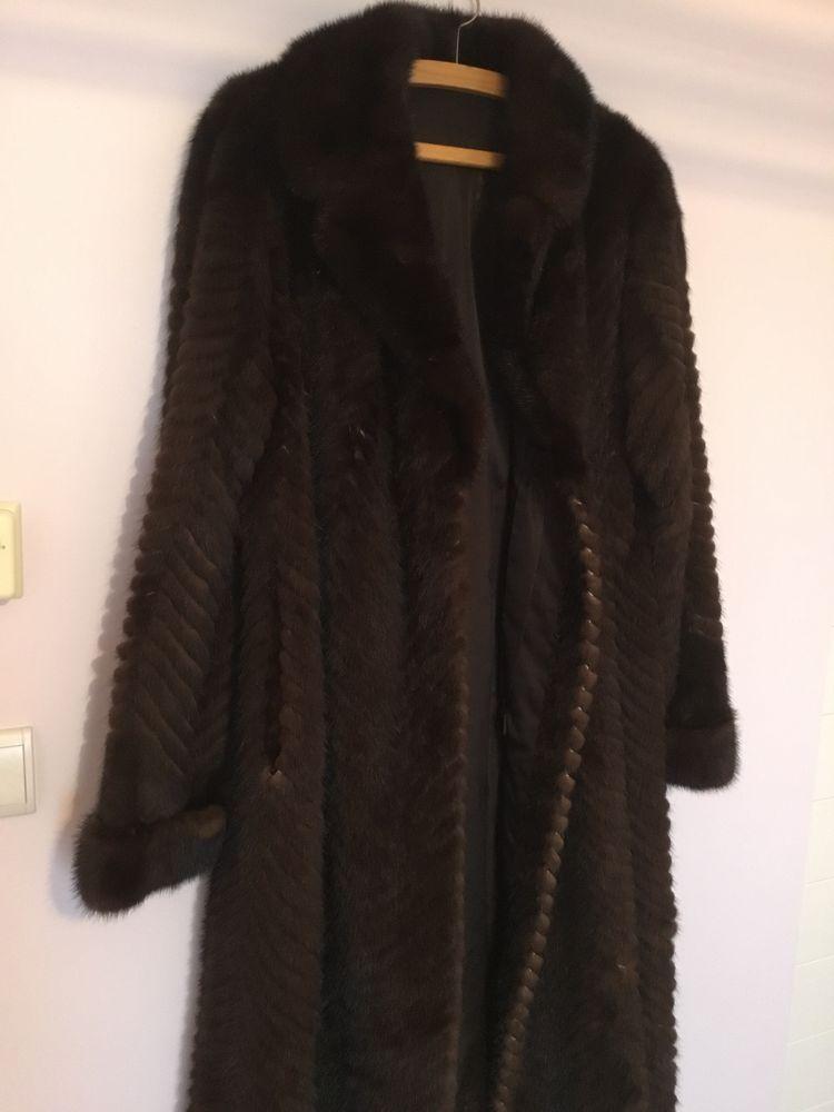 Magnifique manteau long en fourrure de vison 99 Le Puy-en-Velay (43)
