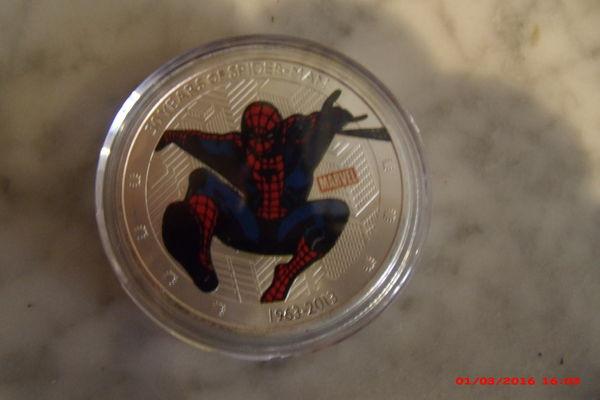 Magnifique Pièce spiderman 10 Le Luc (83)