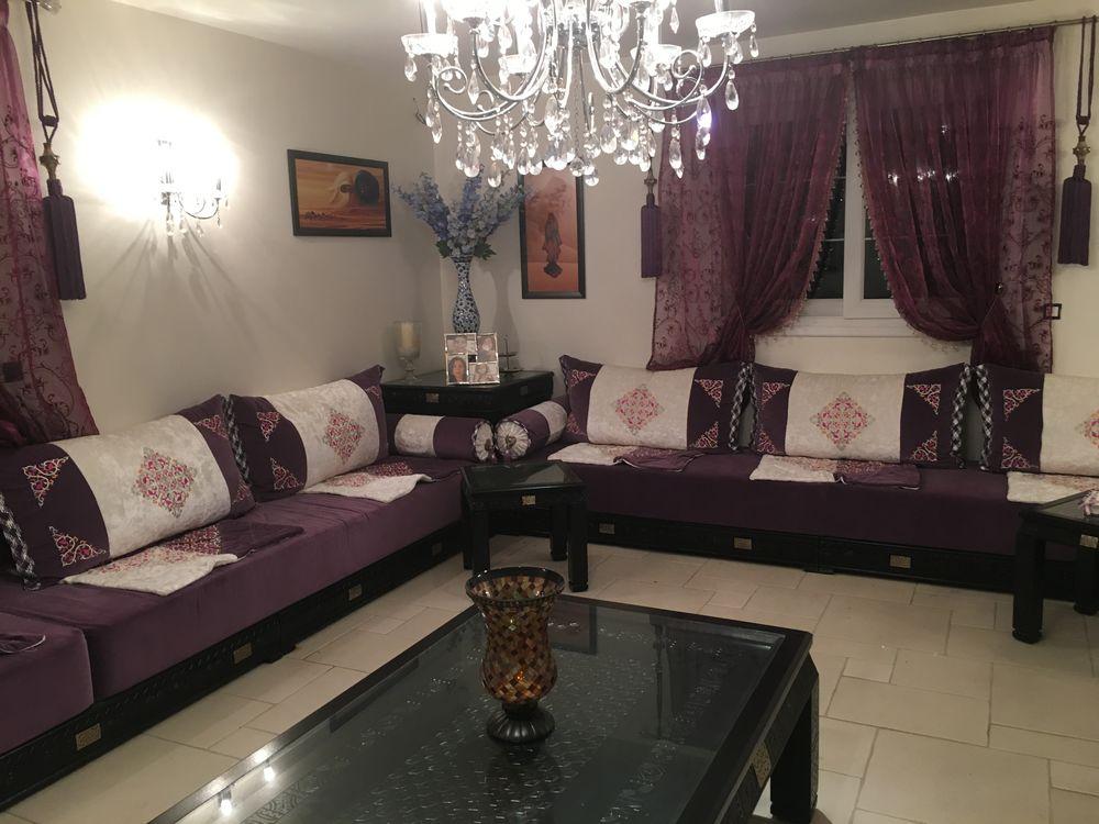 Magnifique Salon Marocain