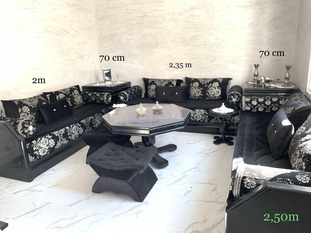 Magnifique salon marocain moderne  1400 Paris 12 (75)