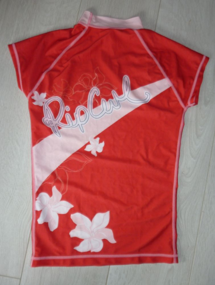magnifique tee shirt femme rip curl anti uv neuf 36 38 6 Bonnelles (78)