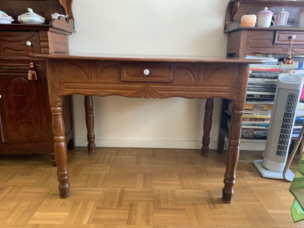 Magnifique table en acajou 0 Paris 5 (75)