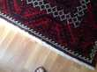 Magnifique tapis d'Orient fait à la main. Décoration