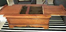 maie en merisier massif servant egalement de bar. 150 Perpignan (66)