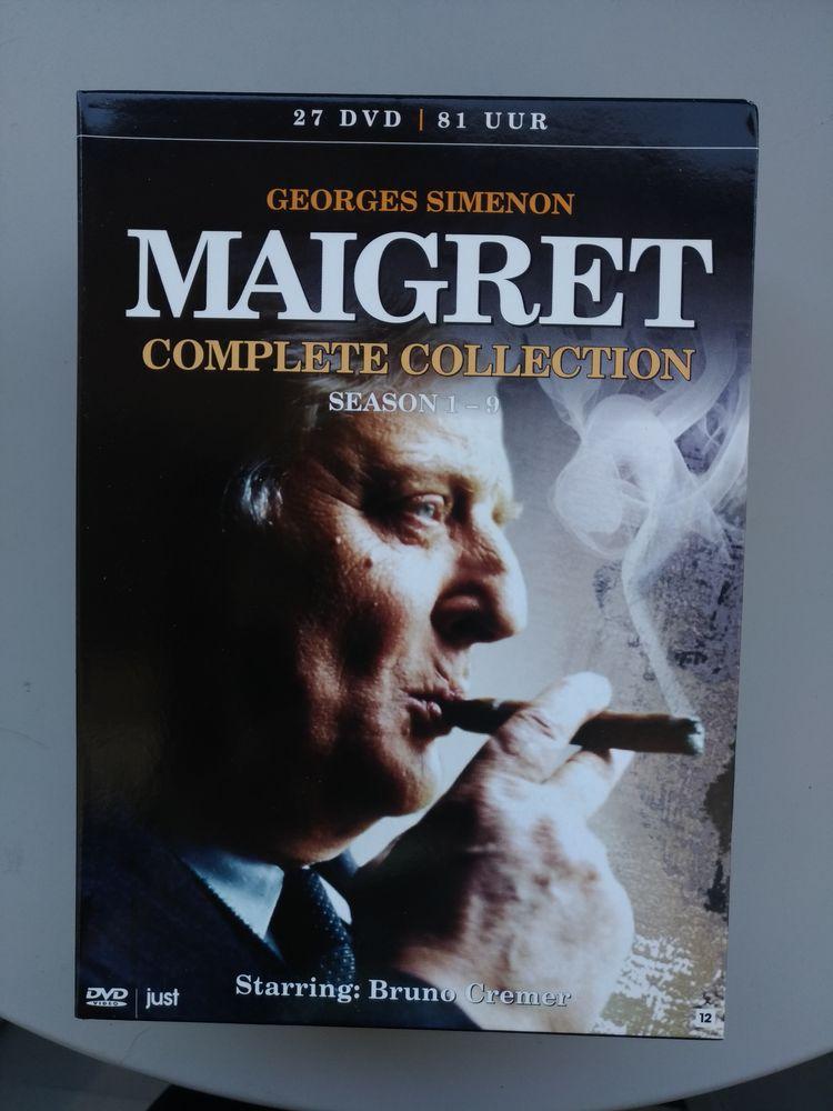 MAIGRET complète collection 55 Chamalières (63)
