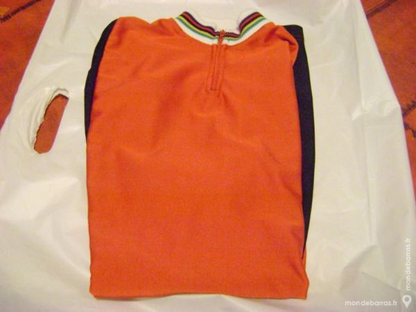 maillot cycliste taille l 5 Meylan (38)