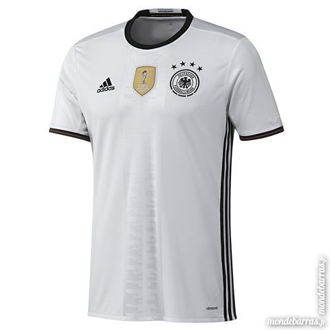 maillot foot Allemagne 2015/2016 60 Ronquerolles (95)