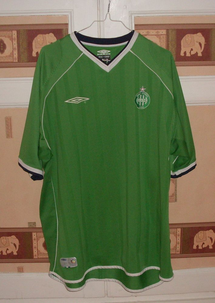 maillot foot ASSE 30 Le Grand-Serre (26)