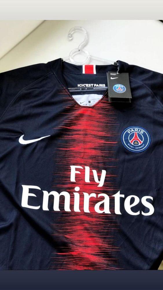 Maillots PSG 2019-2019 NEUF sous emballage  25 Paris 16 (75)