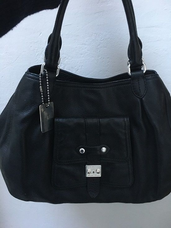 sac à main en cuir noir RALPH LAUREN 100 Étaples (62)