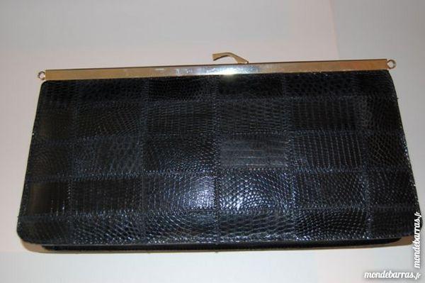 sac à main en cuir et serpent 35 Mouvaux (59)