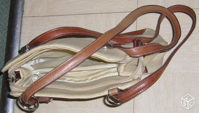 sac à dos, à main à l'épaule beige femme 8 Versailles (78)