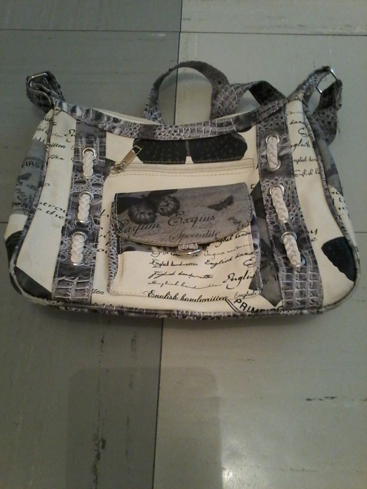 Sac a main style sacoche neuf  10 Tourcoing (59)