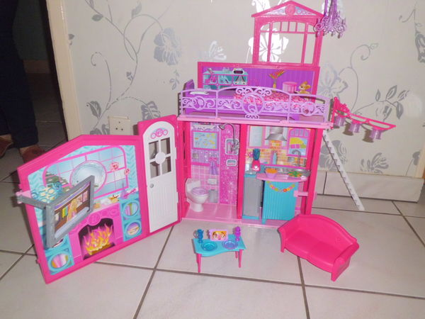 maison barbie 25 Gournay-en-Bray (76)